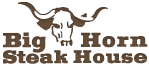 Big horn steakhouse logo